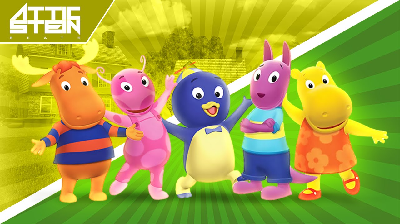 The Backyardigans Theme Song Remix Prod By Attic Stein Youtube
