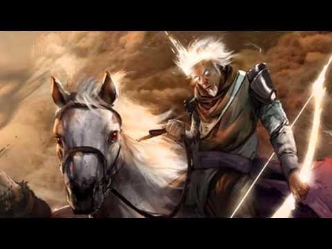 The Four Horsemen of The Revelation