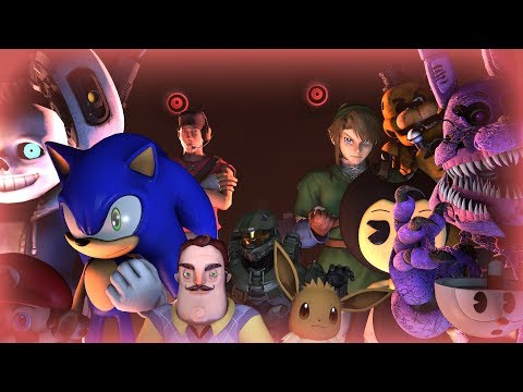 [SFM Animation | Multiverse] Believer VIDAS Cover (NTCS Episode 1)