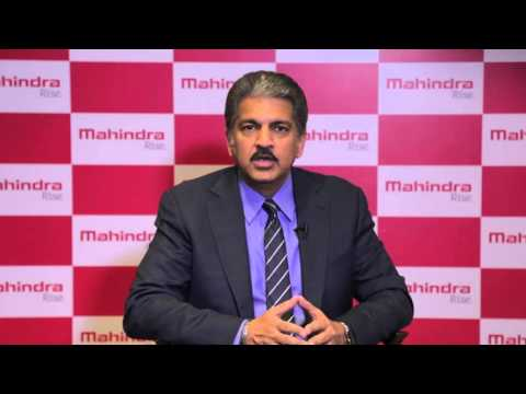 Message from Mr. Anand Mahindra on Rise Run for Financial Services Sector!