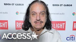 Ron Jeremy Charged With Sexually Assaulting Four Women
