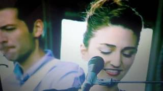 Sara Bareilles - Live at the White House - Love Song / Many the Miles