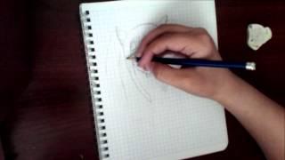 Как нарисовать аниме Венди. Чаптыкова Рита