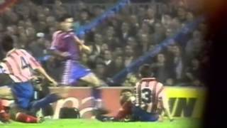Fc Barcelona - Atletico Madrid 5-3  Liga 1993-1994