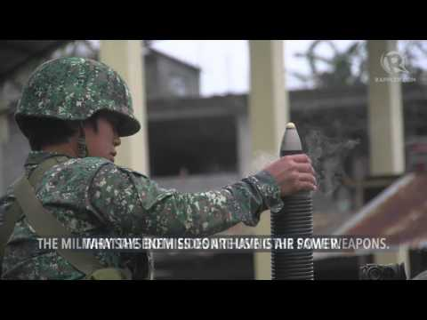 WATCH: The battle for Marawi's bridges