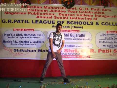 Mumbai best dance...kabhi jo badal barse hip hop