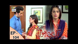 Ek hi bhool Episode 104 - 16th November 2017 - ARY Digital Drama
