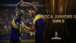 Boca Juniors vs. Independiente Medellín [3-0] | GOLES | CONMEBOL Libertadores 2020