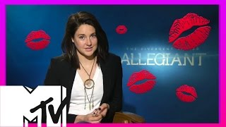 Shailene Woodley Goes SPEED DATING | MTV Movies