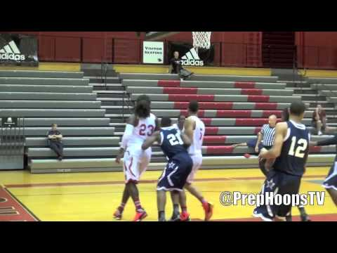 UConn commit Prince Ali 2015 The Sagemont School highlights at the Adidas Invitational
