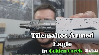 Tilemahos Armed Eagle by Golden Greek & Build - BasilisL (Greek Reviews)