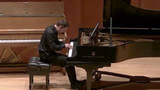 Solo Piano Recital - Paul Sánchez