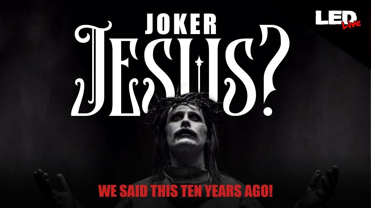 Jared Leto Joker is Jesus?! Justice League Zack Snyder