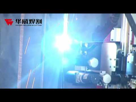 HK-100 Magnetic Straight Welding Swing Model Oscillation Auto Weld