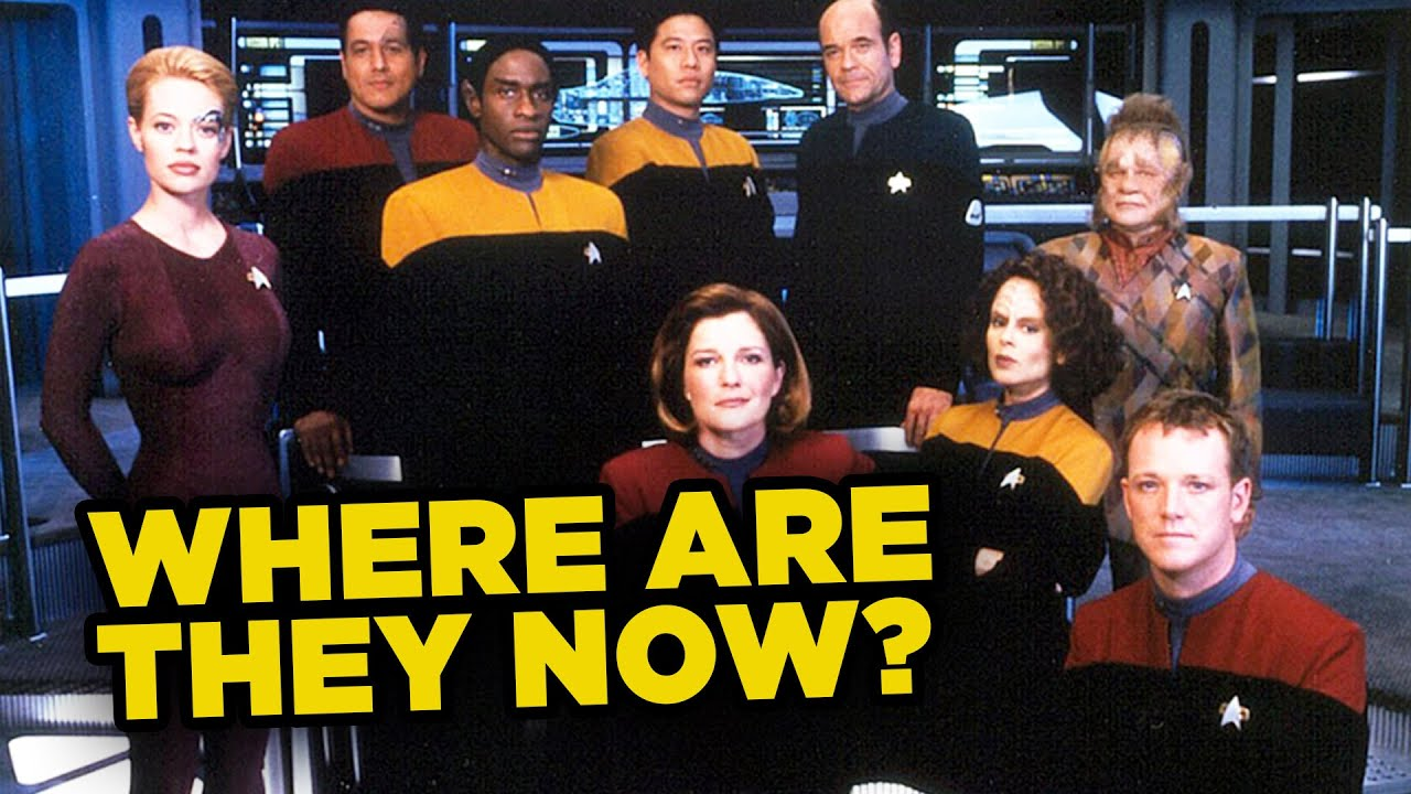 Download Star Trek Voyager Cast: Where Are They Now?