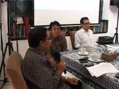 Fadli Zon Library : Diskusi Terbatas kontroversi Hari Jadi Jakarta