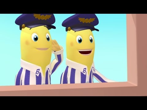 World Tour - Animated Episode - Bananas in Pyjamas Official