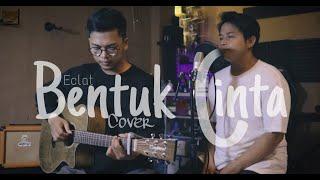 Bentuk Cinta  - Rizal Akbar    Lyric Video   Cover