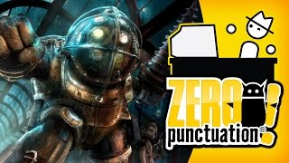 BIOSHOCK (Zero Punctuation) (Video Game Video Review)