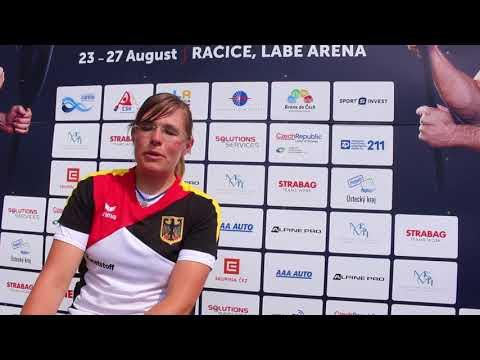 Interview Vize-Weltmeisterin Anja Adler