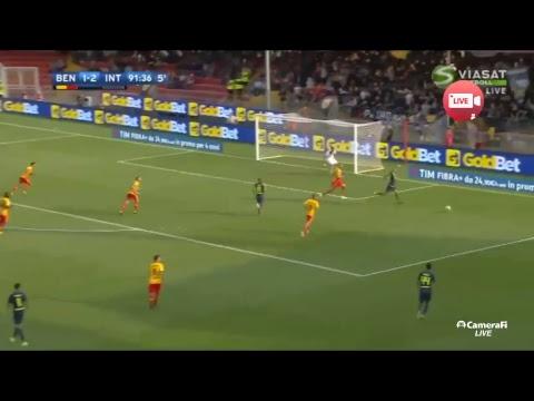 Benevento-Inter (live su fifa)(ok forse no)