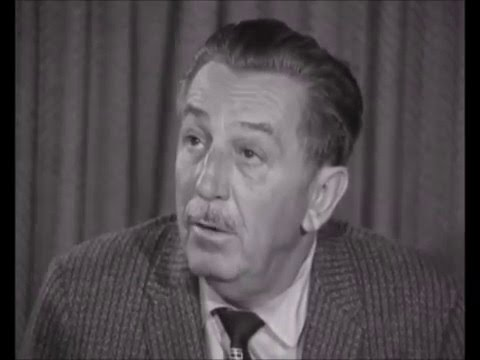 Liz Kenrick interviews Walt Disney (1959-06-23)
