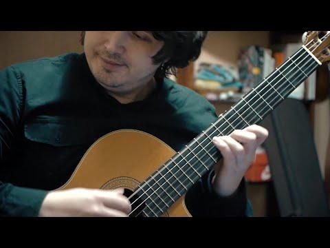 """Я тебя никогда не забуду  (""""Юнона и Авось"""") на гитаре. Ноты, табы."""