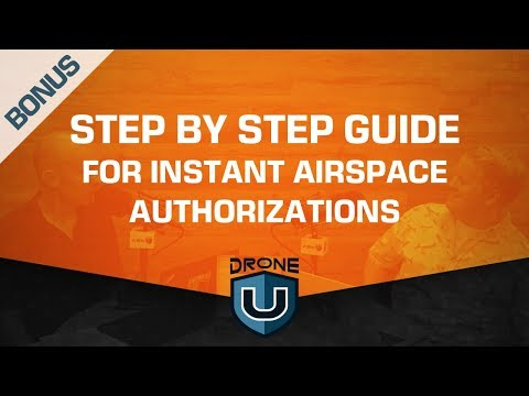 INTERVIEW: Step-by-step Guide to Obtaining Instant Airspace