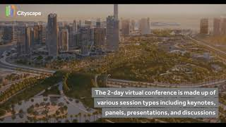 Cityscape Egypt Conference 2021 Opening Video