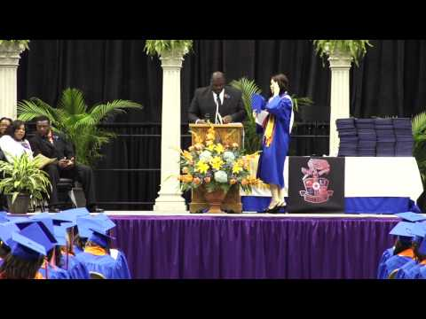 EBR Belaire High School 2015 Graduation
