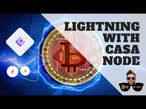 Casa Node - Using Bitcoin Lightning Payments