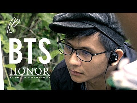 Directing A World War II Filipino Film • HONOR: THE LEGACY OF JAS BEHIND-THE-SCENES