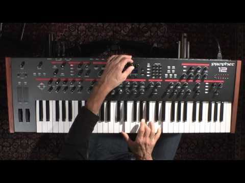 Prophet 12 Features Overview- Dave Smith Instruments