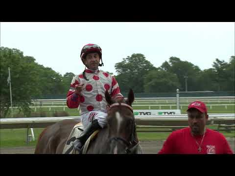 video thumbnail for MONMOUTH PARK 6-16-19 RACE 2