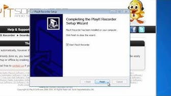 """""""PlayIt Recorder: Activating Online"""" by PlayIt Software"""