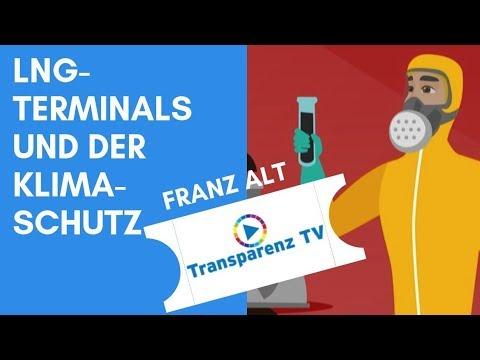 LNG-TERMINALS UND DER KLIMASCHUTZ