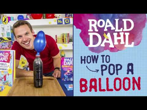 How To Pop A Balloon  | Science With Greg Foot And George's Marvellous Medicine