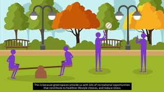 Trees in urban settings play multiple roles that impact things like air quality, storm water drainage and how we enjoy our leisure time. this short video dig...