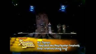 Watch Bj Thomas Hey Wont You Play Another Somebody Done Somebody video