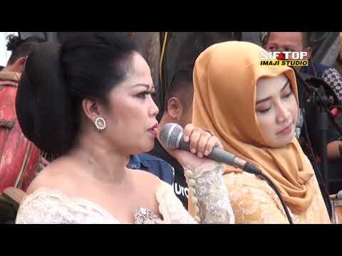 Mantep Sinden Hijab Teh Nu Nunu - DAUN HIRIS - LINGKUNG SENI JAIPONG PUTRA GIRI HARJA 3 BANDUNG