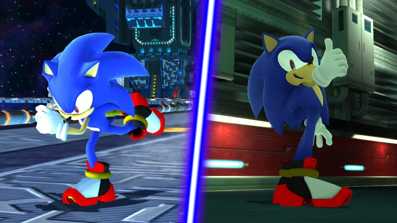 Sonic Generations Shadow Shoes Mod Youtube