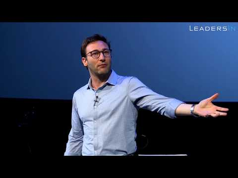 Simon Sinek's talk and full  at the London Science Museum