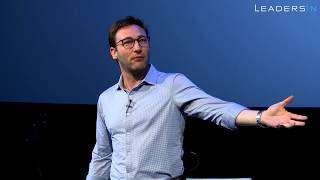 Simon Sinek's talk and full interview at the London Science Museum