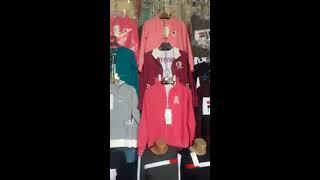 Видео Оптом женские спортивные костюмы от 450 сом, подростковые куртки от 500 сом.