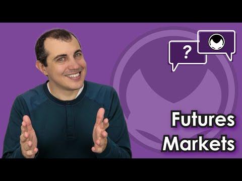 Bitcoin Q&A: Futures Markets