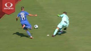 Gol de Hernández | Cruz Azul 2-0 Necaxa | Supercopa MX | Televisa Deportes