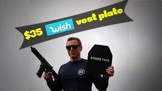 WISH vest plate, WILL IT WORK?? screenshot 5