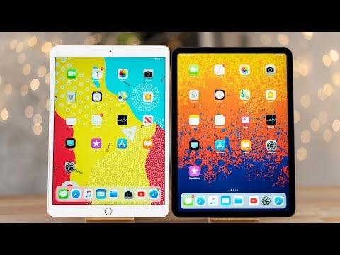 2019 iPad Air vs 2018 iPad Pro - Ultimate Comparison