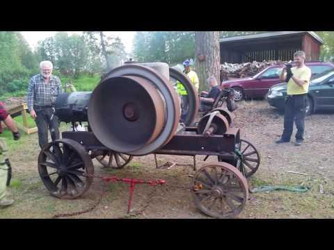 Råoljemotor / Crude Oil Engine
