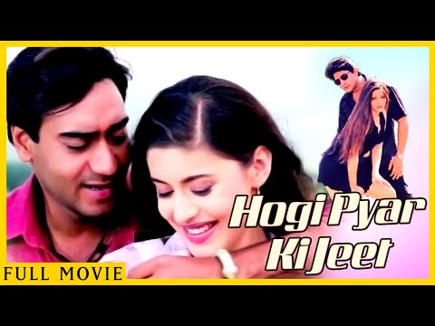 Hogi Pyaar Ki Jeet (1999) || Ajay Devgn,Mayuri Kango || Hindi Romance Comedy Drama Full Movie